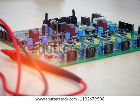 electronic board,Electronic Circuits #1192679506