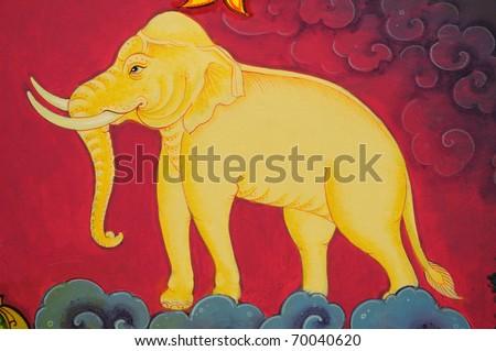 Thai Elephant Quot Elephant Quot Traditional Thai