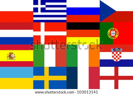 16 EuroNation for background Year 2012