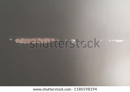 Excessive moisture can cause mold and peeling paint wall such as rainwater leaks or water leaks . #1180598194