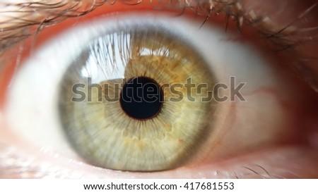 eye - Shutterstock ID 417681553