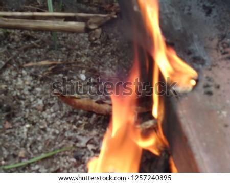 fire, catching fire, like fire