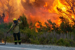 fire jobs in patagonia argentina