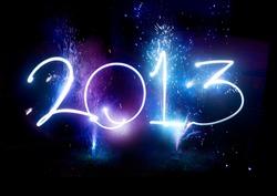 2013 Fireworks New Year Display!