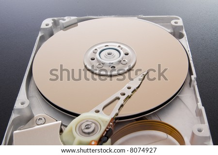 fixed disk
