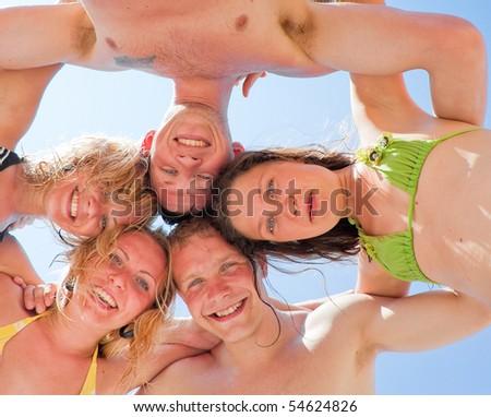 friends together #54624826