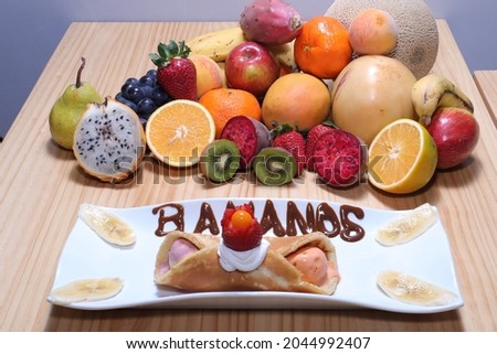 FRUIT JUICES FRUIT SALADS AND DRINKS