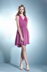 full length beautiful casual young fashion model shot in studio
