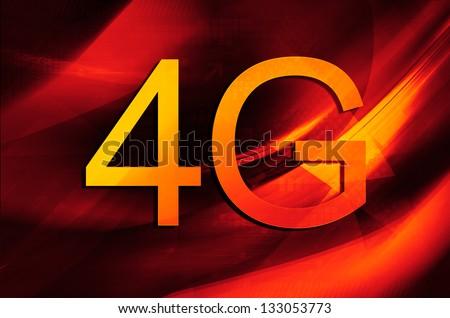 4G wallpaper