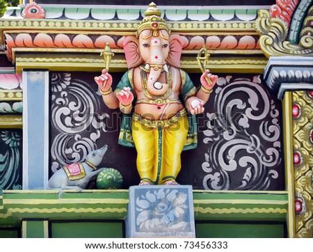 Ganesh Hindu Idol