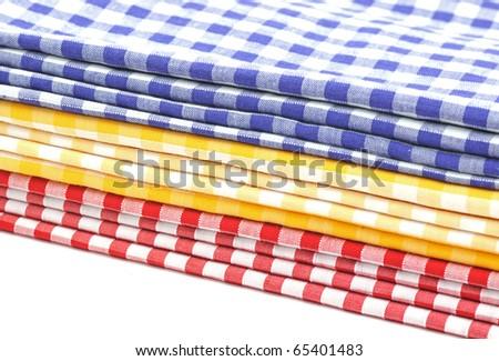 Gingham Cloths
