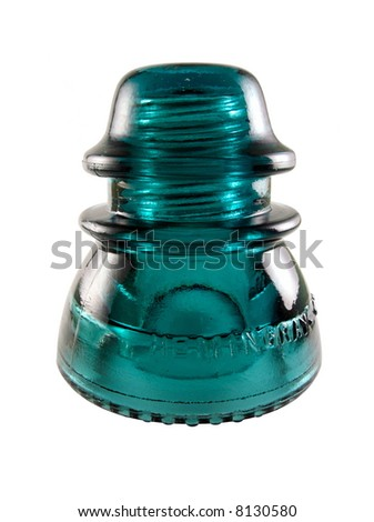 What is your collection askreddit for Glass power line insulators
