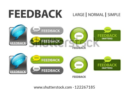 glossy web button with comment sign. comment bubble shape icon with shadow
