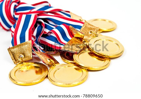 Golden Medals, award