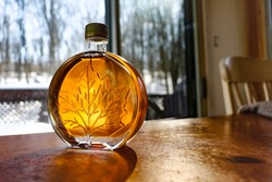 Good maple syrup from Quebec