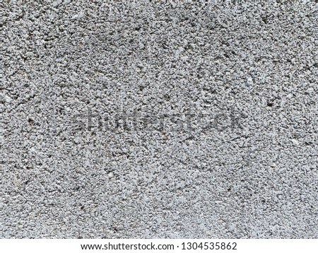 Gray cement background.  Gray brick background.