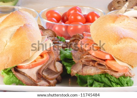 grilled beef sub one of the best fast healthy meals