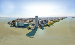 Guayaquil the pearl of the Pacific in Ecuador lives its bicentennial