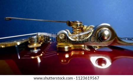guitar electro . tremolo                               #1123619567