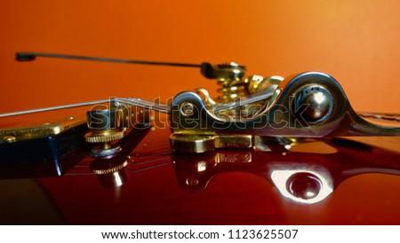 guitar electro . tremolo                              #1123625507