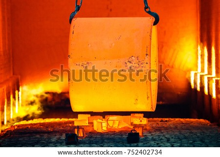 heat treatment of a metallic product #752402734