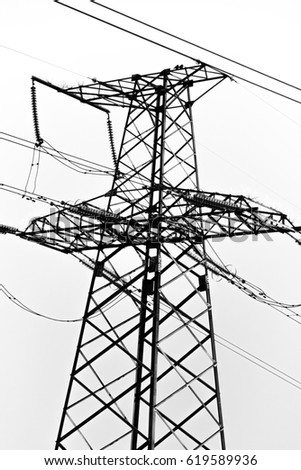 Royalty Free Transmission Tower