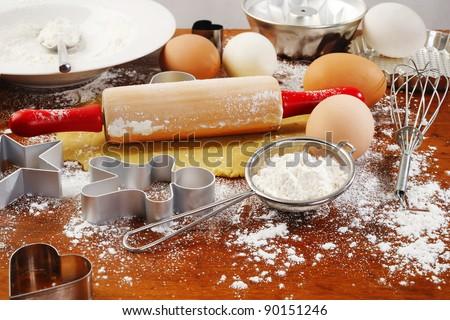 homemade baking