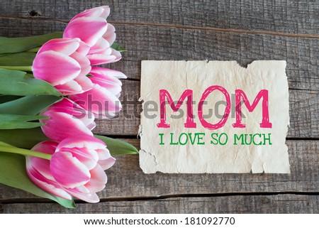 Free Photos I Love You So Much Mom Avopixcom