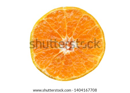In Thailand, there are people The general characteristics of the tangerine are slightly rounded and rounded, with a rounded base. The bottom is a shallow basin. The smooth surface has a thin shell.