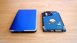 2.5 inch Harddisk for notebook and external harddisk