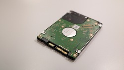 2.5 inch internal hard disk