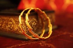 Indian Made Wedding gold bracelets