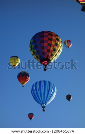 International Balloon Fiesta #1208451694