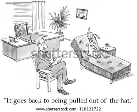 """""""It goes back to being pulled out of the hat."""""""