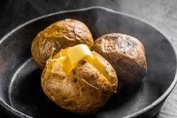 ?jacket potato?baked potato