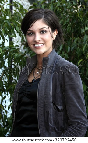 15 January 2005 - Hollywood, California - Kristen Holt. The 2005 Golden Glam presented by the Media Shop at the Media Shop in Hollywood.