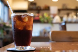Japanese traditional coffee shop where you can drink delicious coffee