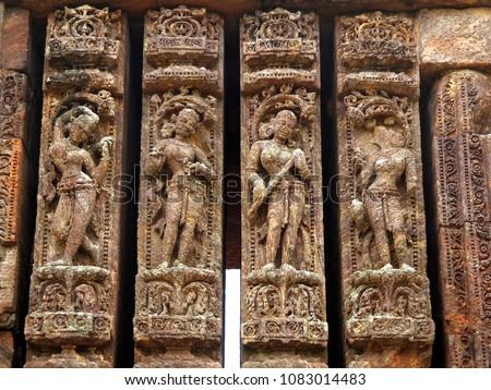 Konarak the sun temple