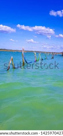 Lagoon of Jijoca from Jericoacora Brazil #1425970427