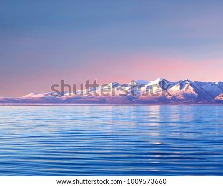 lake manasarovar in western...