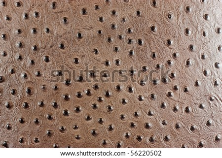 leather texture brown background
