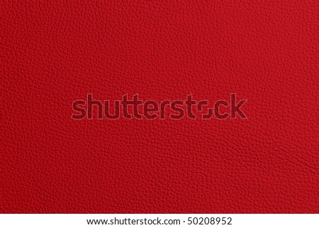 leather texture red for background