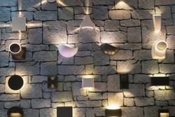 LED Wall Lights.