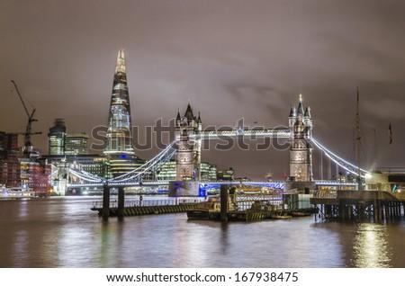 London skyline, United Kingdom