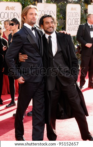 Naveen Andrews Wife Name (left) & naveen andrews at
