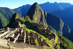 Machu Picchu wonder of the world