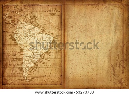 36 map of south america edit in ...