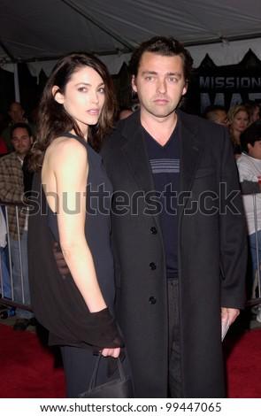 06mar2000: Actor Angus Macfadyen & Actress Girlfriend ...