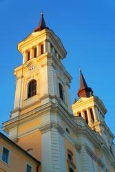 Maria Radna Franciscan Monastery in Arad, Romania
