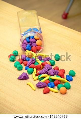 Material for Preschool Classroom